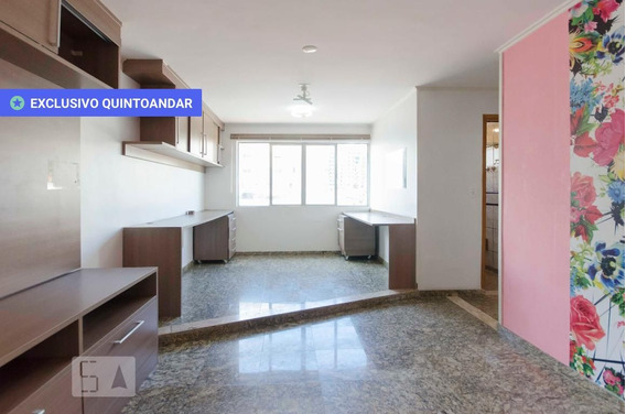Apartamento No 5º Andar Com 2 Dormitórios E 2 Garagens - Id: 892851242 - 151242