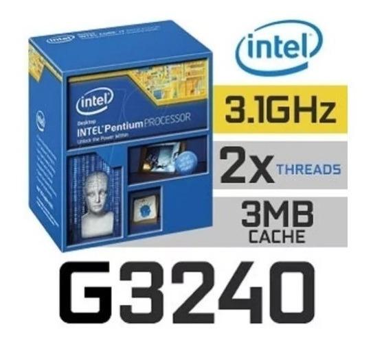 Intel Pentium G3240 3.10 Ghz Socket 1150