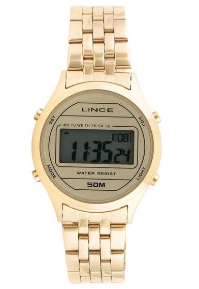 Relógio Feminino Lince Sdph020l Bxkx= 32