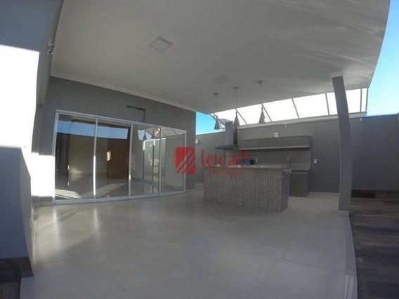 Casa Residencial À Venda. - Ca1360
