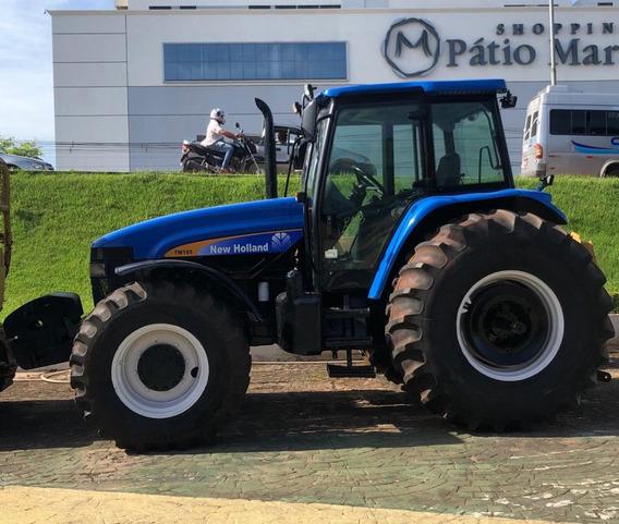 Trator Agrícola New Holland Tm165