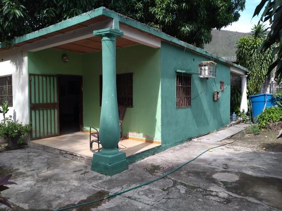 Vendo Casa En Sector El Saman 04145887434