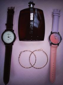 Dois Relógios Pelo Preço De Um.