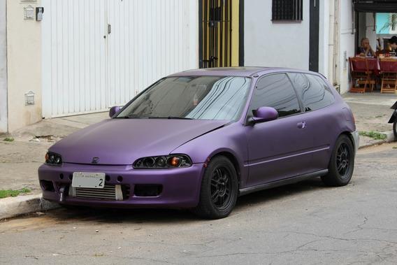 Honda Civic Vti D16z6 Turbo