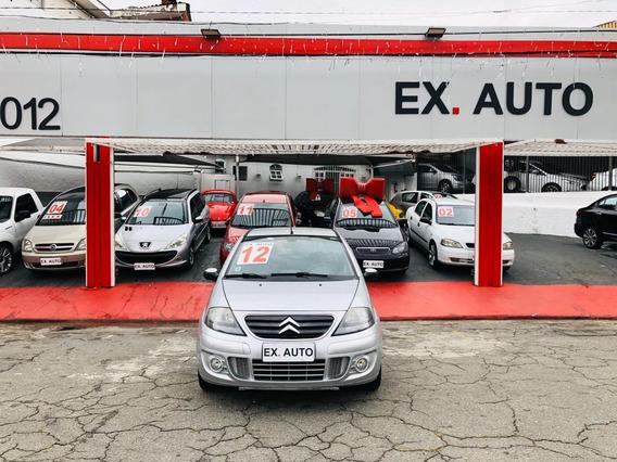 Citroën C3 2012 1.4 I Exclusive 8v Flex 4p Manual