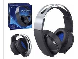 Headset Platinum Ps4 Sony 7.1 Surround 3d Original Lacrado