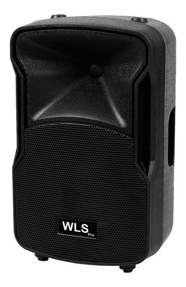 Caixa Ativa Wls W15 Pro Rms Usb Sd Bluetooth