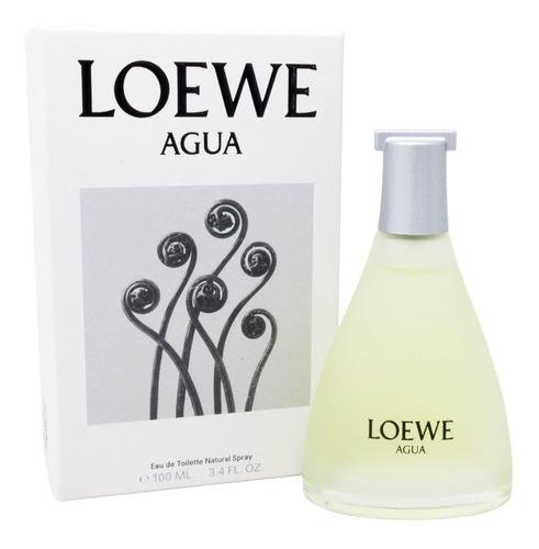Imagen 1 de 1 de Agua De Loewe 100ml Edt