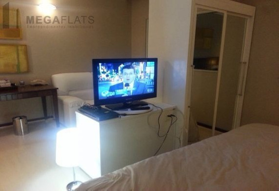 03408 - Flat 1 Dorm, Chácara Santo Antonio - São Paulo/sp - 3408