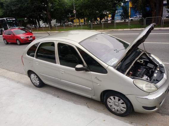 Citroën Picasso Glxf 1.6 16 V Flex
