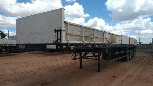 Randon Porta Container Carga Seca - 0685