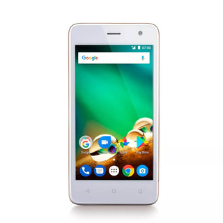 Smartphone Multilaser Ms45 4g 1gb Dourado Tela 4.5