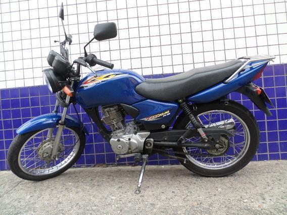 Cg Titan 125 2002 Azul