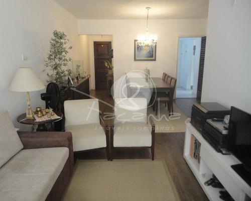 Imagem 1 de 20 de Apartamento Para Venda No Cambuí Em Campinas  -  Imobiliária Em Campinas - Ap03211 - 34584125