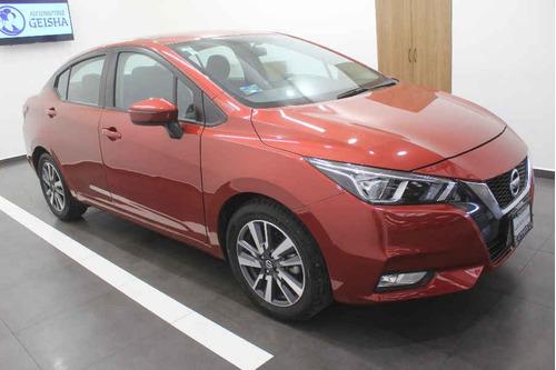 Imagen 1 de 15 de Nissan Versa 2020 4p Advance L4/1.6 Man