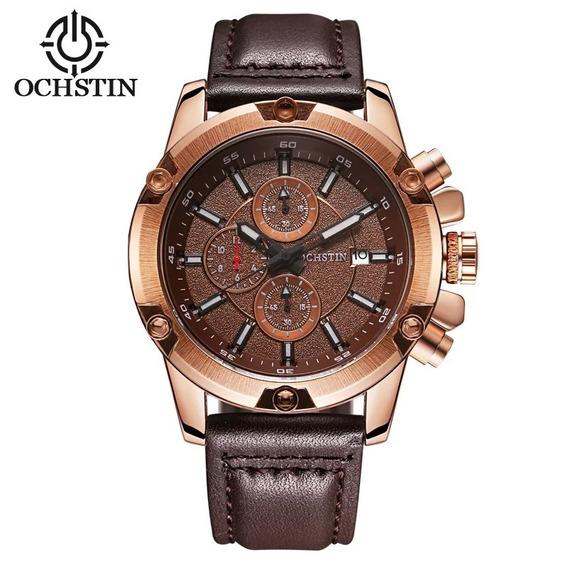 Relógio Masculino Ochstin 6075g Promoção Frete Grátis