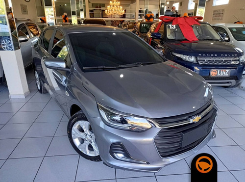 Chevrolet Onix 1.0 Turbo Flex Premier Automático