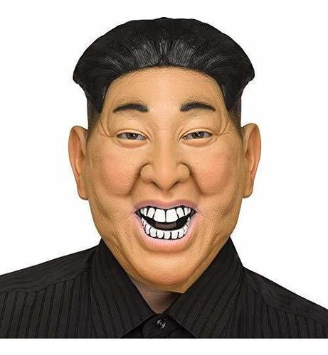 Divertido Mundo Adulto Kim Jung-un Máscara Política