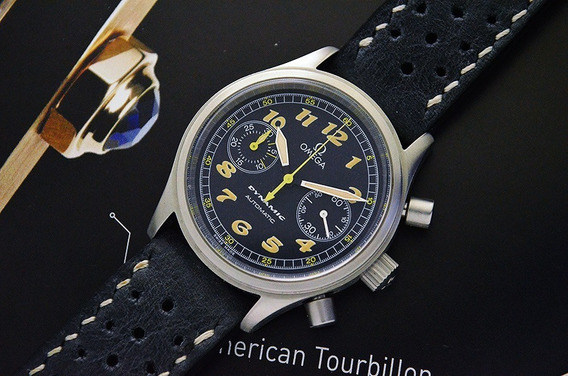 Omega Dynamic Chronograph Automatic - Military - Ref; 175.0310 - Cal: 1138