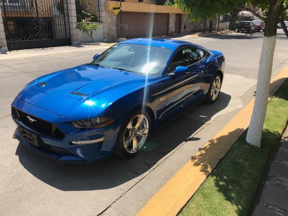 Mustang Gt 500 Como Nuevo Unico Dueño