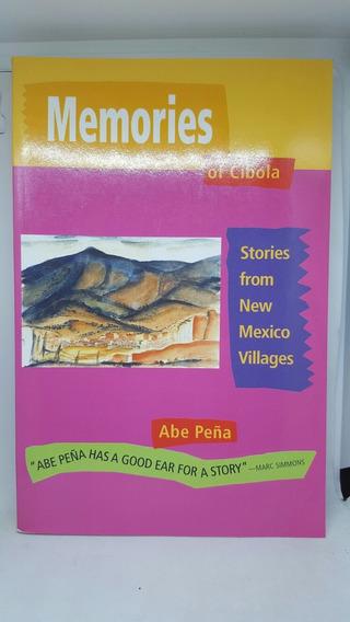 Novela Ingles Recuerdos De Cibola Pasta Blanda Libro Nuevo