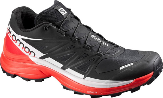 Zapatillas Salomon S-lab Wings 8 Sg - Trail Running