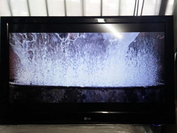 Tv LG 42lh50yd Sem Base Usada