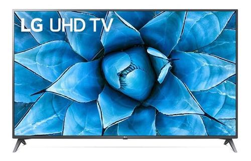 Imagem 1 de 4 de Smart Tv LG 70 70un7310 4k Bt Inteligencia Artificial Thinq