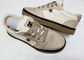 Tenis Dc Shoes Anvil Light Beige / Bege