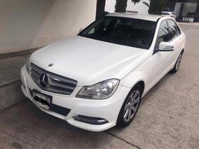 Mercedes-benz Clase C 1.8 180 Cgi Navi At 2013