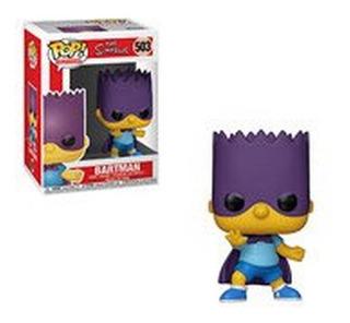 Funko Pop Bart Bartman #503