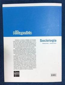 Livro Sociologia Volume Único - Ensino Médio