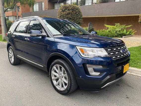Ford Explorer 2017 4x4 24.000 Km 7 Puestos