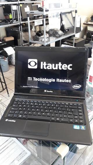 Notebook Itautec W7535 - I3 4gb Tela 14