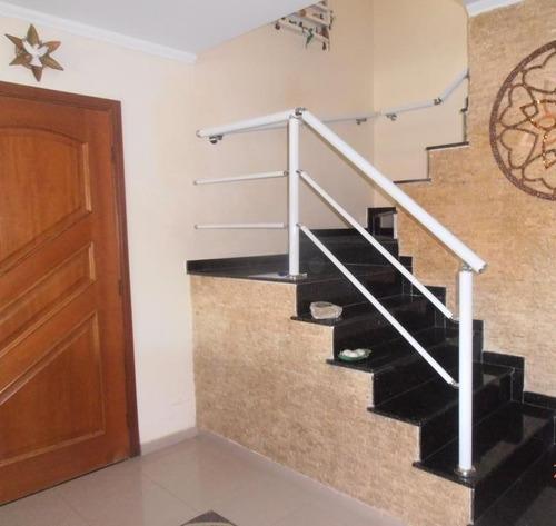 Imagem 1 de 19 de Sobrado À Venda, 157 M² Por R$ 700.000,00 - Jardim Regina - São Paulo/sp - So2125
