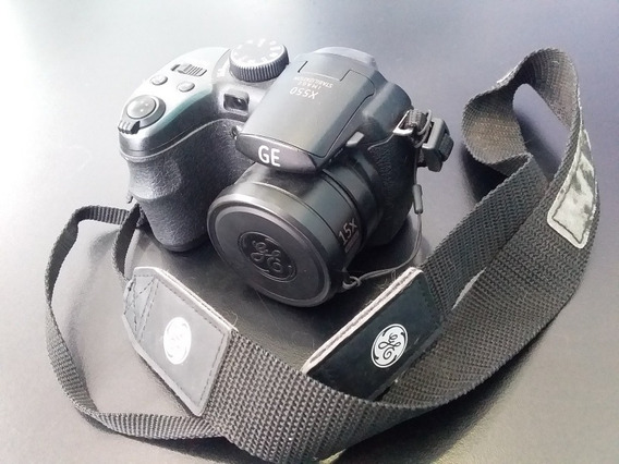 Câmera Ge X550 16mp Semi Profissional