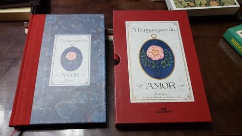 Livro Poema A Linguagem Do Amor Raro