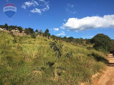 Terreno À Venda, 2000 M² Por R$ 130.000 - Vale Das Pedras - Atibaia/sp - Te3359