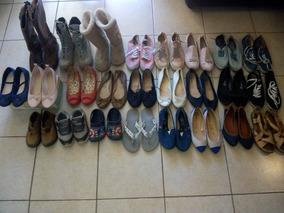 Lote - Paca Zapatos Dama Infantil 25 Piezas