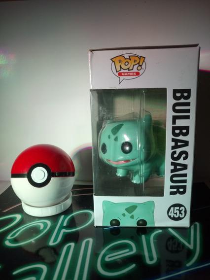 Bulbasaur Pokemon Funko Pop (con Detalle En Caja)