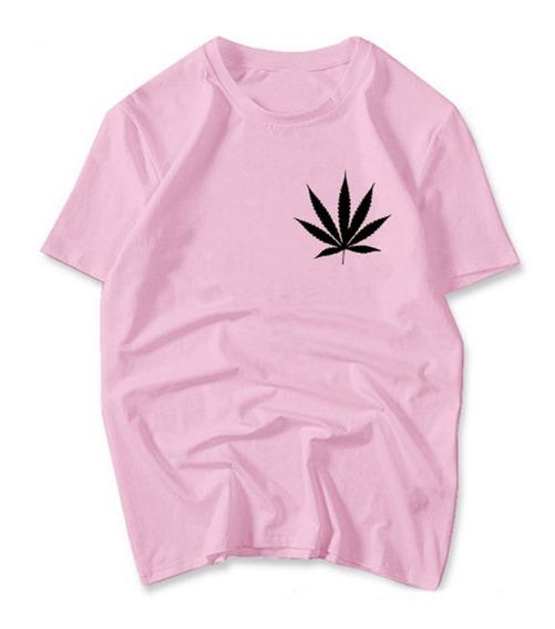 Remera Marijuana Hierba Unisex Trap - Skate - Kpop Tumblr