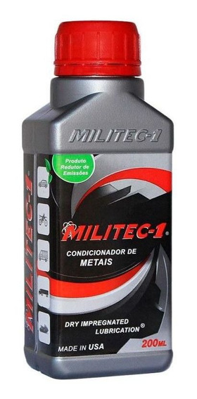 Militec -1 Produto Original Com Nf 200ml