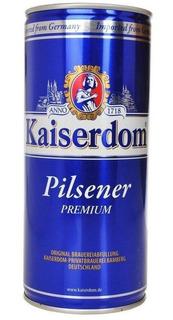 Cerveza Kaiserdom Lata 1l Pilsener