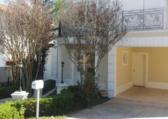 Casa Residencial Para Locação, Condomínio Jardim Theodora, Itu. - Ca0212