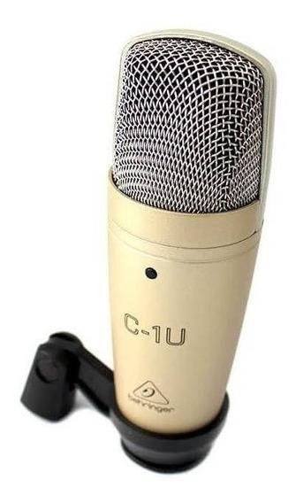 Microfone C-1u