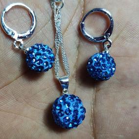 a3c942c9d52b Collar De Piedras Azules - Collares y Cadenas Plata en Mercado Libre ...