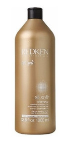 Redken Shampoo All Soft 1000ml