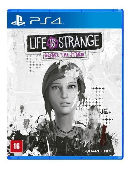 Jogo Para Ps4 Life Is Strange - Before The Storm