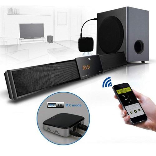 Imagen 1 de 10 de Transmisor Audio Por Buetooth Para Tvs Salida Optica Spdif