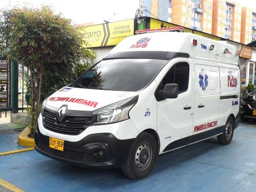 Ambulancia Renault Trafic